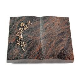 Livre/Englisch-Teak Efeu (Bronze)