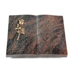 Livre/Englisch-Teak Rose 8 (Bronze)