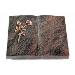 Livre/Englisch-Teak Rose 10 (Bronze)