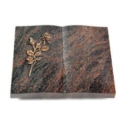 Livre/Englisch-Teak Rose 13 (Bronze)