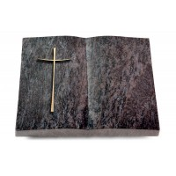 Livre/New Kashmir Kreuz 2 (Bronze)