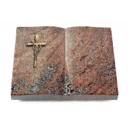Livre/Orion Kreuz/Ähren (Bronze)
