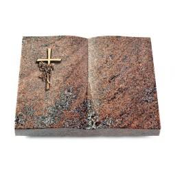 Livre/Orion Kreuz/Rose (Bronze)