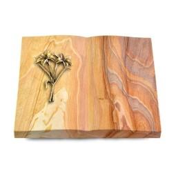 Livre/Paradiso Lilie (Bronze)
