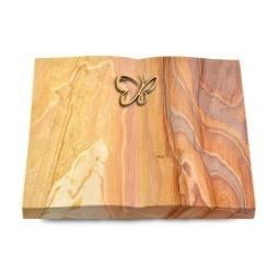 Livre/Paradiso Papillon (Bronze)