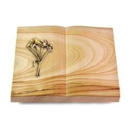 Livre/Rainbow Lilie (Bronze)