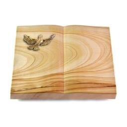 Livre/Rainbow Taube (Bronze)