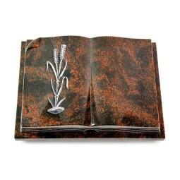 Livre Auris/Indisch-Black Ähren 2 (Alu)