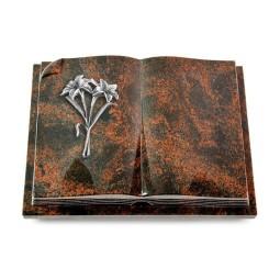 Livre Auris/Indisch-Black Lilie (Alu)