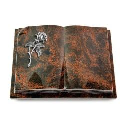 Livre Auris/Indisch-Black Rose 2 (Alu)