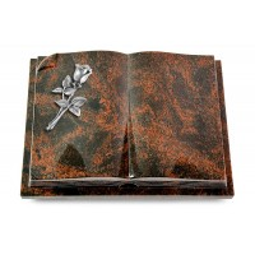 Livre Auris/Indisch-Black Rose 8 (Alu)