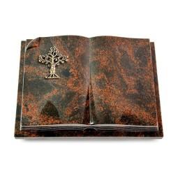Livre Auris/Indisch-Black Baum 2 (Bronze)