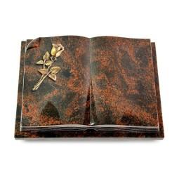 Livre Auris/Indisch-Black Rose 8 (Bronze)