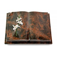 Livre Auris/Indisch-Black Orchidee (Color)