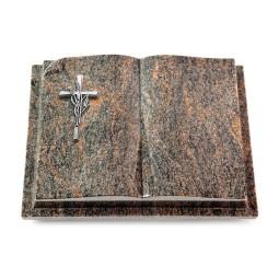 Livre Auris/Aruba Kreuz/Ähren (Alu)