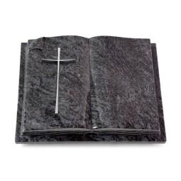 Livre Auris/Indisch-Black Kreuz 2 (Alu)
