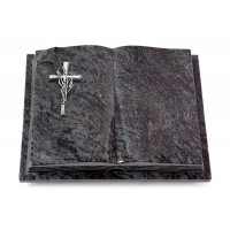 Livre Auris/Indisch-Black Kreuz/Ähren (Alu)