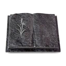 Livre Auris/Indisch-Black Lilienzweig (Alu)