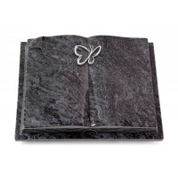 Livre Auris/Indisch-Black Papillon (Alu)