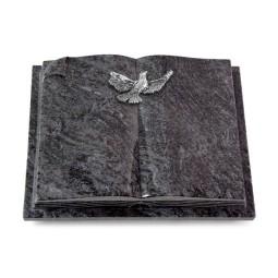 Livre Auris/Indisch-Black Taube (Alu)