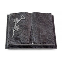 Livre Auris/Indisch-Black Rose 9 (Alu)