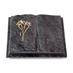 Livre Auris/Indisch-Black Lilie (Bronze)