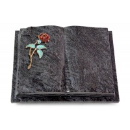 Livre Auris/Indisch-Black Rose 2 (Color)