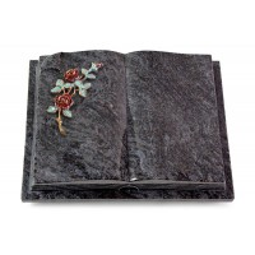 Livre Auris/Indisch-Black Rose 3 (Color)