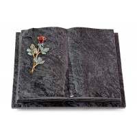 Livre Auris/Indisch-Black Rose 7 (Color)