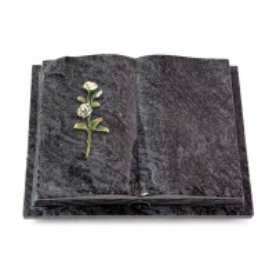 Livre Auris/Indisch-Black Rose 8 (Color)