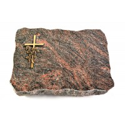 Himalaya Pure Kreuz/Ähren (Bronze)