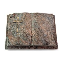 Livre Auris/Orion Kreuz/Ähren (Bronze)