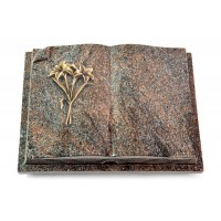 Livre Auris/Orion Lilie (Bronze)