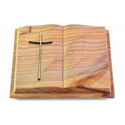 Livre Auris/Paradiso Kreuz 2 (Bronze)