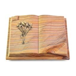 Livre Auris/Paradiso Lilie (Bronze)