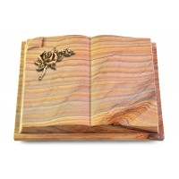 Livre Auris/Paradiso Rose 1 (Bronze)