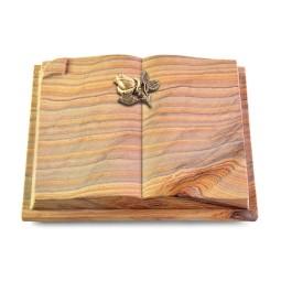 Livre Auris/Paradiso Rose 3 (Bronze)