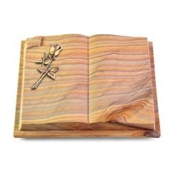 Livre Auris/Paradiso Rose 8 (Bronze)