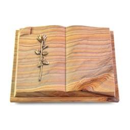 Livre Auris/Paradiso Rose 12 (Bronze)