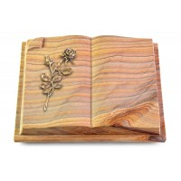 Livre Auris/Paradiso Rose 13 (Bronze)
