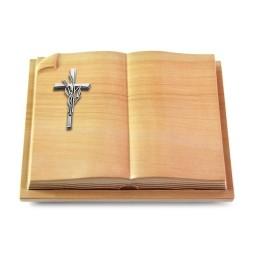 Livre Auris/Rainbow Kreuz/Ähren (Alu)