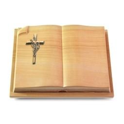 Livre Auris/Rainbow Kreuz/Ähren (Bronze)