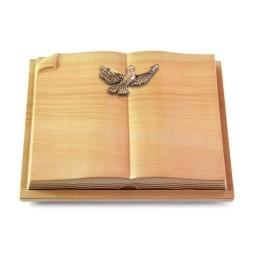 Livre Auris/Rainbow Taube (Bronze)