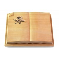 Livre Auris/Rainbow Rose 4 (Bronze)