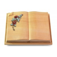 Livre Auris/Rainbow Rose 3 (Color)
