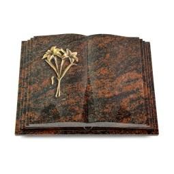 Livre Pagina/Orion Lilie (Bronze)