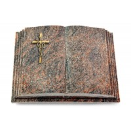 Livre Pagina/Aruba Kreuz/Ähren (Bronze)