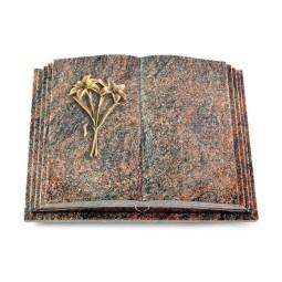 Livre Pagina/Aruba Lilie (Bronze)