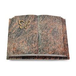 Livre Pagina/Aruba Papillon (Bronze)