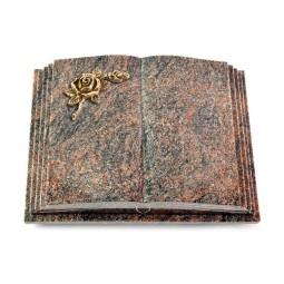 Livre Pagina/Aruba Rose 1 (Bronze)